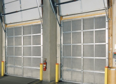 Commercial doors boone nc hickory nc ballard custom for Garage door repair lincolnton nc